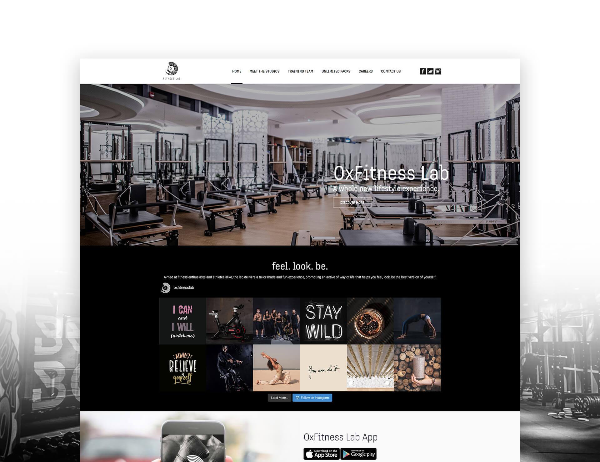 OX Fitness Lab
