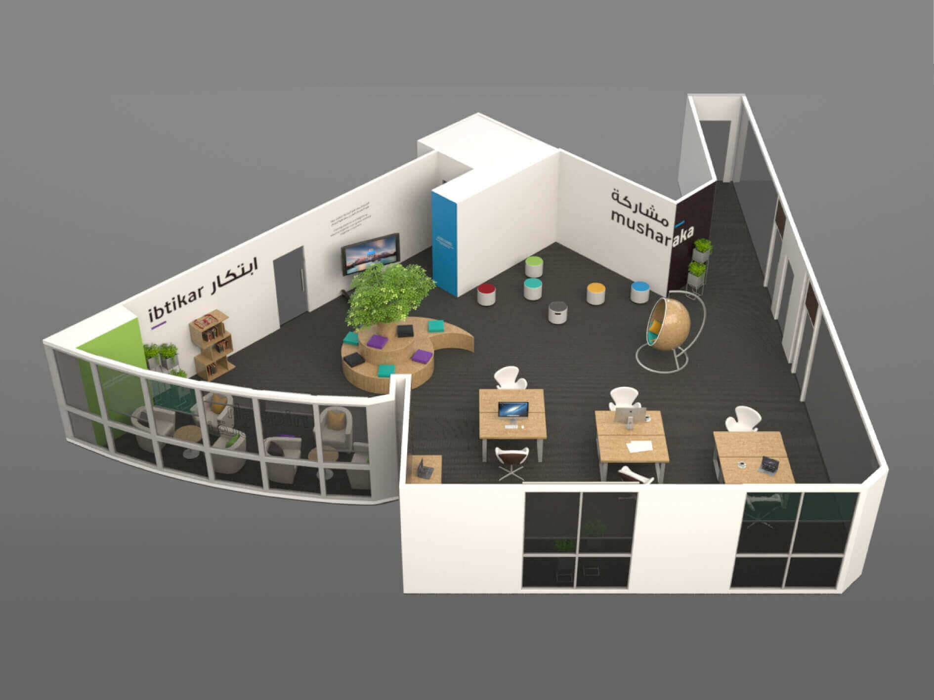 Coworking Space - Innovation Lab