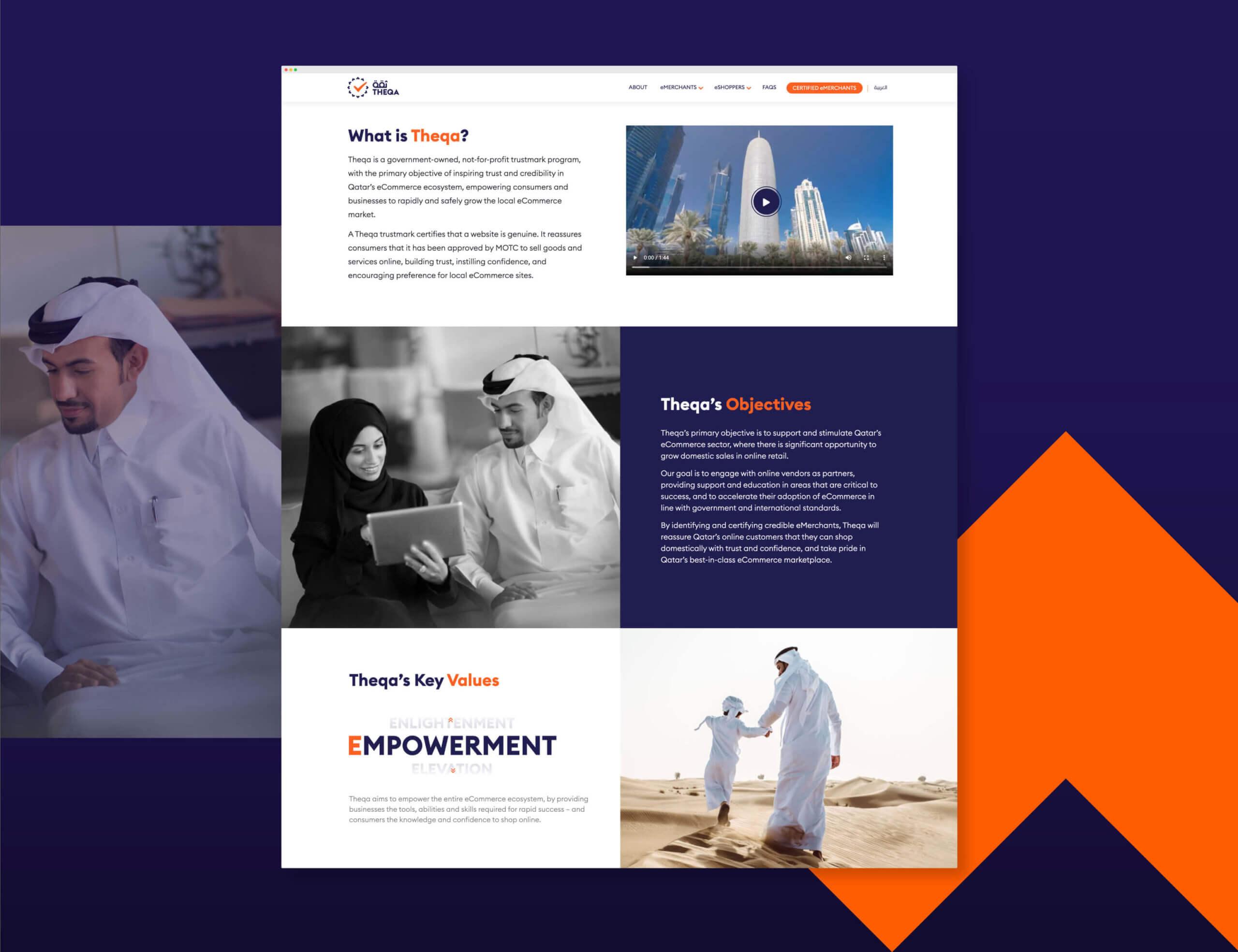 Trustmark Certification Portal Theqa