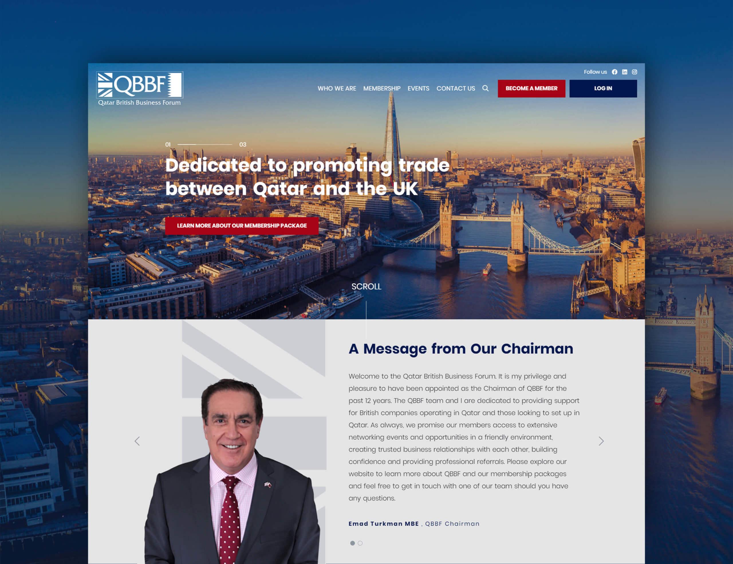 Qatar Business British Forum