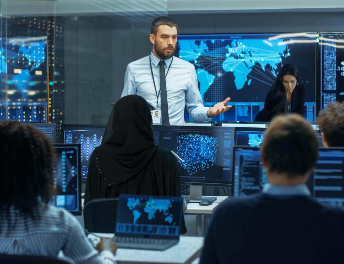 Qatar Cyber Academy